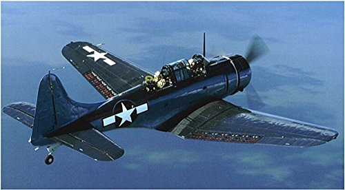 Used, SBD-3 Dauntless 10 pack 1/350 Trumpeter for sale  Delivered anywhere in USA