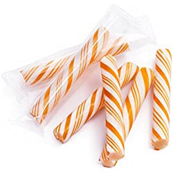 Sticklettes Petite Candy Sticks - 150 Piece Tub (Orange)