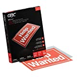 Best ACCO Brands Laminating Sheets - Swingline GBC Thermal Laminating Sheets / Pouches, Letter Review