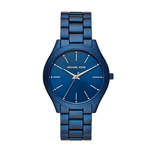 Michael Kors Slim Runway Three-Hand Watch 1