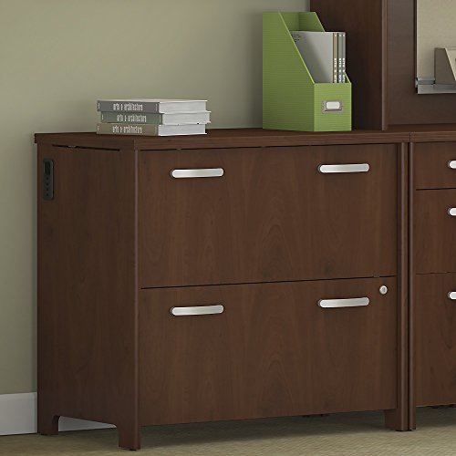 Envoy 32W 2 Drawer Lateral File Cabinet in Hansen Cherry