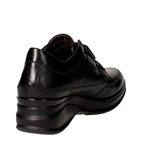 Calzado deportivo para mujer, color Negro , marca STONEFLY, modelo Calzado Deportivo Para Mujer STONEFLY TRAVEL 11 CALF VEG Negro