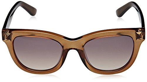 Marrone Sol Gafas de Marrón 51 para Valentino Mujer Eye t0wWf