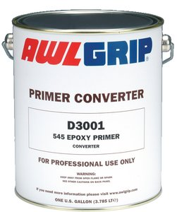 Awlgrip 545 Epoxy Primer Converter Quart, 98 D3001Q by Awlgrip