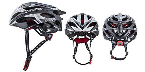 Dirty Dog Cycle Helmet Ballistic Grau Weiß schwarz S-M 47035