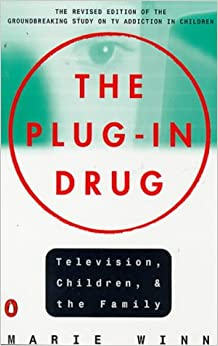 """television plug drug marie winn essay Marie winn in the essay """"the plug-in drug: television, computers, and family life"""" writer and media critic marie winn implies that """"television addiction"""" can."""
