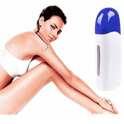 TAROMAING Professional Women Epilator Single Handheld Depilatory Wax Hair Removal Machine for Beauty Salon Mini Female Electric Epilator