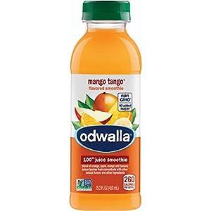 odwalla smoothie, mango tango, 15.2 fl oz