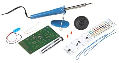 Elenco  AmeriKit Learn to Solder Kit from Elenco Electronics Inc