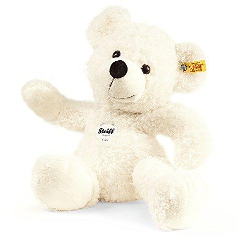 Steiff Lotte Teddy Bear Plush, White from Steiff