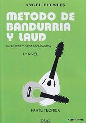 Método de Bandurria y Laúd por Música y Cifra Acompasada, 1er ...