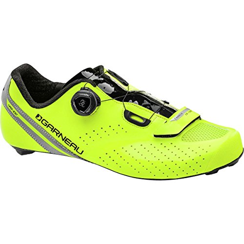 Louis Garneau Carbon LS-100 II Cycling Shoe - Men's Yello...