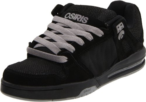 Black stringate Grey lifestyle OsirisPixel Sport Sport OsirisPixel Black uomo scarpe BwnIUzSq