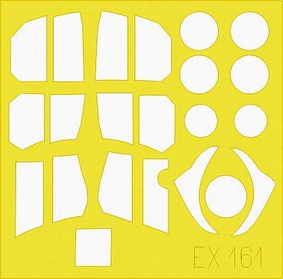 tamiya Eduard Masks 1:48 He 219 Uhu - Edmex161