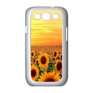 AinsleyRomo Phone Case Sunflowers art case For Samsung Galaxy S3 FSQF477574