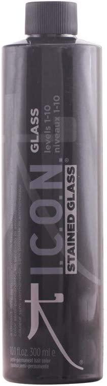 Icon Stained Glass Tinte Semi-Permanente Tono 1-10 - 300 ml
