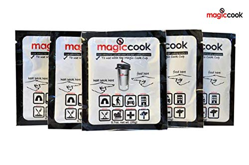 - Magic Cook 20g Refill Heat Pack (Pack of 5)