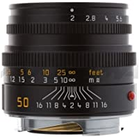 Leica 50mm f/2.0 Summicron M Manual Focus Lens (11826)