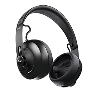 nuraphone - Auriculares de diadema inalámbricos Bluetooth con audífonos intraaurales, sonido personalizado, cancelación activa de ruido (ANC), modo social, botones multipulsación