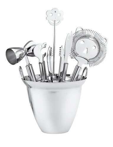 WMF 7-Piece Stainless-Steel Bar Set (Wmf Ice)