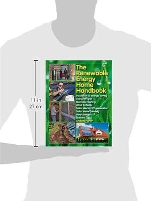 The Renewable Energy Home Handbook: Insulation & energy