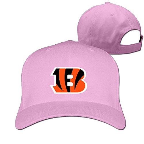 Adult Cincinnati Who Dey Bengal Baseball Hat Fishing Visor Cap (6 colours) (Andy Irons Hat)
