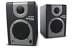 Alesis M1 Active 320 USB | Full-Range Studio Monitor Desktop Speakers with Bass Boost (Pair) from Alesis