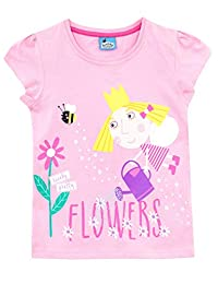Ben & Holly Girls Ben and Holly T-Shirt