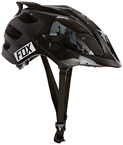 Fox Herren Mtb Helm Flux, Black Camo, L/XL, 15930-247