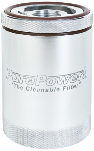Pure Power Lifetime Filters PP8452 OE Replacement Spin-On Lifetime Oil Filter with Emergency Relief Valve by Pure Power Lifetime Filters