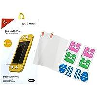Kit 2 Película Vidro Protetora De Tela Nintendo Switch Lite