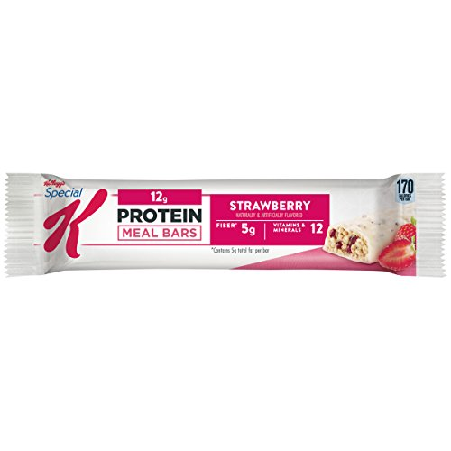 038000000119 - Special K Protein Bar, Strawberry (1.59-Ounce), 8-Count Bars (Pack of 2) carousel main 3