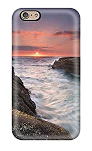 AnnaSanders UAnNlfV3319XDava Case For Iphone 6 With Nice Sunset Earth Nature Sunset Appearance by lolosakes