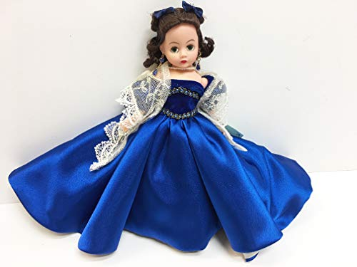 Gone With The Wind Madame Alexander Dolls - Madame Alexander Portrait Scarlett Gone with The Wind Doll