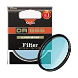 Kenko 58mm DR 655 Multi-Coated Camera Lens Filters