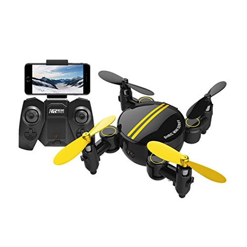 Digood Foldable Camera Drone RC Mini Wifi Quadcopter 2.4 4CH 6-Axis Gyro 3D UFO FPV