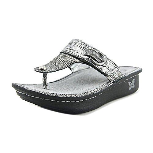 Unisex Chainmail (Alegria Women's Carina Chain Mail Sandal Size 38 M EU/8-8.5 B(M) US)
