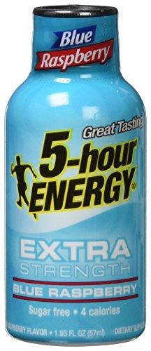 Extra Strength 5 hour ENERGY Shots