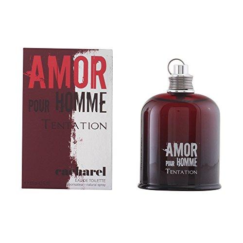 (Amor Pour Homme Tentation By Cacharel For Men. Eau De Toilette Spray 4.2 Oz / 125)