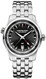 Hamilton H32695131 Jazzmaster Men's GMT Automatic Watch