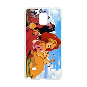 the lion king on the greenland Phone case for Samsung galaxy note4