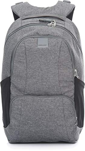 - Pacsafe Metrosafe LS450 25 Liter Anti Theft Laptop Backpack - with Padded 15