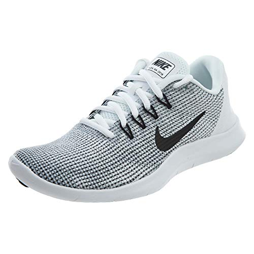 Compétition White WMNS RN Grey Cool 2018 Femme Running Flex Black Chaussures NIKE Multicolore de 100 0nxwSvWxf
