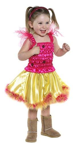 Chicken Dance Musical Skirt, Yellow