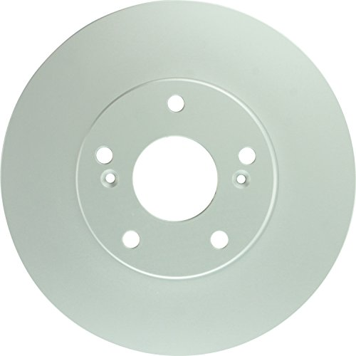 Bosch 26010731 QuietCast Premium Disc Brake Rotor, (Front Oem Brake Disc Rotors)