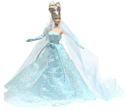(Mattel Barbie Doll 2001 Collector Edition 2nd in Series )