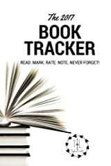 The 2017 Book Tracker Paperback