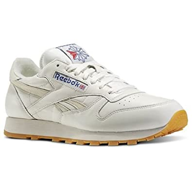 Reebok Classic Leather Vintage Chalk 34: