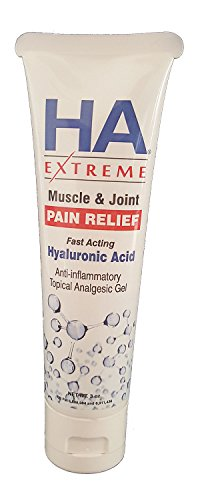 HA Extreme - Joint & Muscle Pain Relief Cream by Nature's Genius