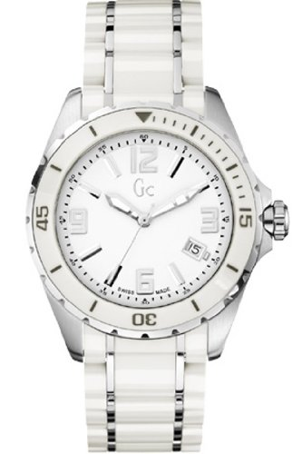 8a43e8e4810 GUESS Gc Sport Class XL Ceramic Mens Watch X85009G1S: Amazon.ca: Watches